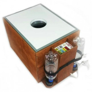 Автоматический инкубатор «Блиц 48 Цифровой»