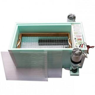 Автоматический инкубатор «Матрица Дели» на 72 яйца