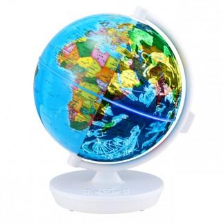 Интерактивный глобус-ночник «Oregon Scientific SG102RW Миф»