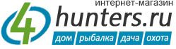 Интернет-магазин 4-hunters.ru